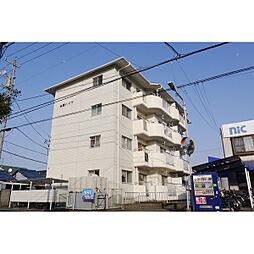 永塚ハイツ[201号室]の外観