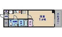 アーデン和泉町[10階]の間取り