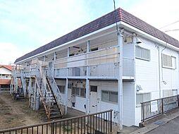 ハイツオオクマ[2階]の外観