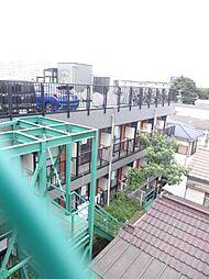 東京都北区赤羽北1の賃貸マンションの外観