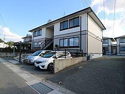 福岡県遠賀郡芦屋町大字山鹿の賃貸アパートの外観