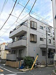 山宮ビル 初台10分、6帖和室とキッチンの1Kマンション[2階]の外観