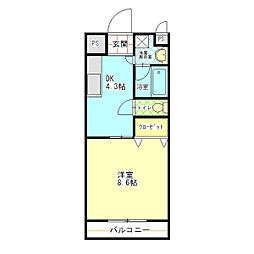 裾野駅 4.7万円