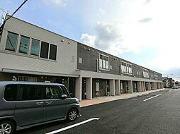 福岡県久留米市梅満町の賃貸アパートの外観