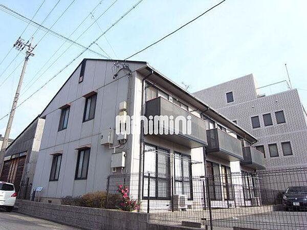 エスト高畑 2階の賃貸【愛知県 / 名古屋市中川区】
