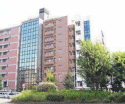 京都府京都市下京区中堂寺前田町の賃貸マンションの外観