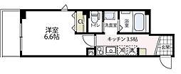 (仮称)ビューノ伊勢町[302号室号室]の間取り