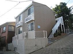 サンヒルズ鎌谷町[2階]の外観