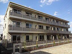 神奈川県綾瀬市深谷上2丁目の賃貸マンションの外観