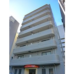 メイフェアハウス三田[507号室]の外観