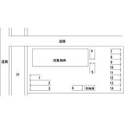 岐阜県岐阜市月ノ会町2丁目の賃貸アパートの外観