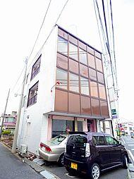 埼玉県入間市東藤沢2丁目の賃貸マンションの外観