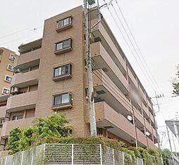 神奈川県藤沢市石川6丁目の賃貸マンションの外観