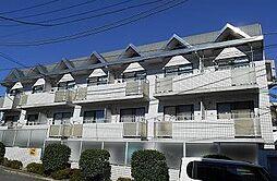 東京都世田谷区上野毛3丁目の賃貸マンションの外観