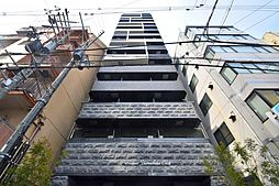プレサンス上町台クレスト[11階]の外観