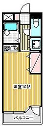 ウインズ藤沢[2階]の間取り