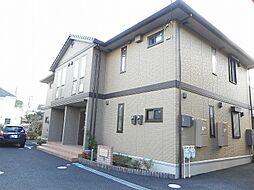 神奈川県茅ヶ崎市東海岸北5丁目の賃貸アパートの外観
