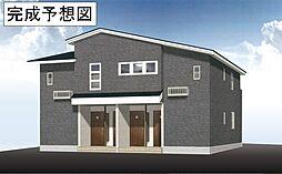 JR草津線 手原駅 バス4分 高野(滋賀)下車 徒歩4分の賃貸アパート