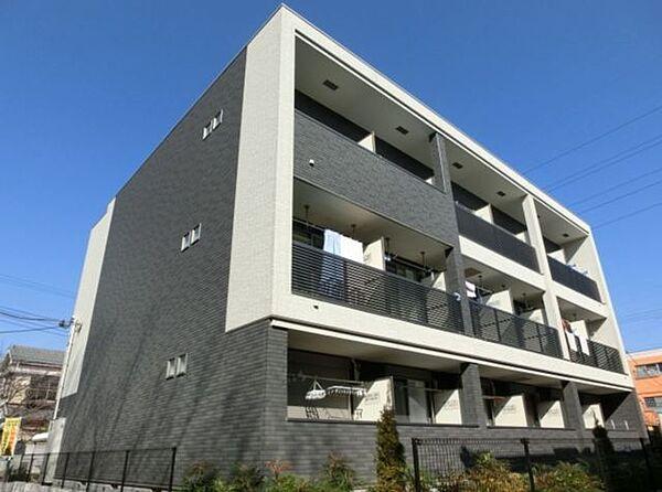 都賀駅徒歩5分 都市ガスの経済的なお部屋です[2階]の外観