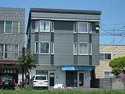 サンピアN15[2階]の外観