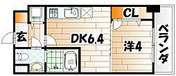 No.71オリエントトラストタワ-[30階]の間取り