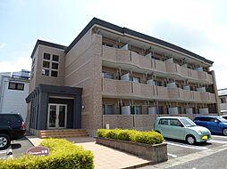 岡山県総社市中央5丁目の賃貸マンションの外観