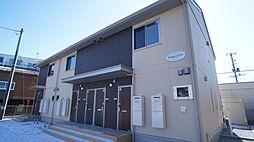 グランデ新井田[1階]の外観