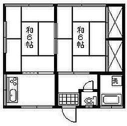 [一戸建] 宮崎県延岡市土々呂町4丁目 の賃貸【/】の間取り