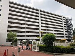 草加松原ハイツA棟[5階]の外観