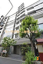東京都千代田区二番町の賃貸マンションの外観