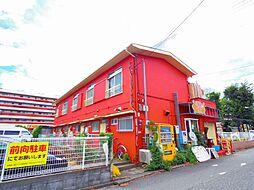 [テラスハウス] 東京都東久留米市前沢4丁目 の賃貸【/】の外観