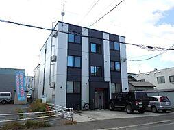 北海道旭川市九条通15丁目の賃貸マンションの外観