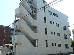 愛知県名古屋市名東区明が丘の賃貸アパートの外観