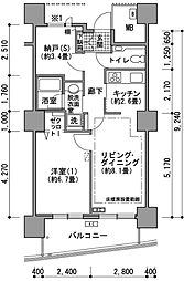 浜松町駅 22.7万円