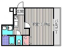 フジパレス堺東雲III番館[2階]の間取り