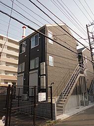 シュテルンビルト川崎[103号室]の外観