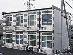 東京都町田市金井8丁目の賃貸アパートの外観