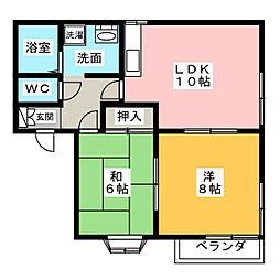 下小田井駅 5.3万円