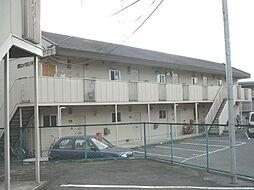 学生用 タウニィウエノB[2階]の外観