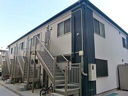 センタービレッジ鶴ヶ島[203号室]の外観