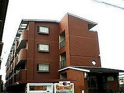 大阪府高槻市栄町3丁目の賃貸マンションの外観