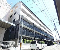 京都府京都市中京区壬生檜町の賃貸マンションの外観