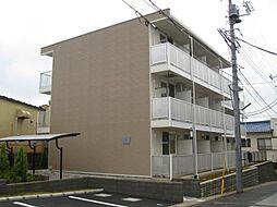 千葉県我孫子市台田4丁目の賃貸アパートの外観