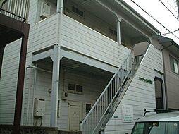 千葉県浦安市当代島1丁目の賃貸アパートの外観