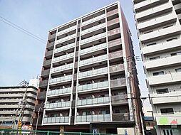 大阪府大阪市住吉区長居東4の賃貸マンションの外観