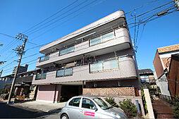 愛知県名古屋市中川区昭明町1丁目の賃貸マンションの外観