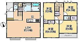 一戸建て(大泉学園駅からバス利用、93.57m²、3,980万円)