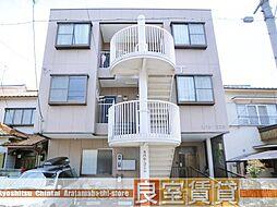 愛知県名古屋市南区柵下町2丁目の賃貸アパートの外観
