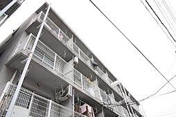 香川県高松市田村町の賃貸マンションの外観
