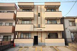 愛知県名古屋市中川区中郷2丁目の賃貸アパートの外観